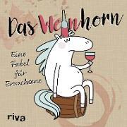 Cover-Bild zu Das Weinhorn (eBook) von Ruhland, Sandra
