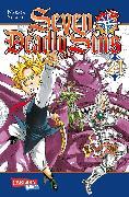 Cover-Bild zu Nakaba, Suzuki: Seven Deadly Sins 24