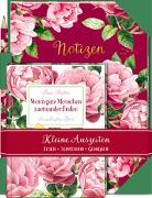 Cover-Bild zu Jane Austen - Wenn gute Menschen zueinander finden - Die schönsten Zitate von Bastin, Marjolein (Illustr.)