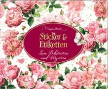 Cover-Bild zu Stickerbuch - Jane Austen (M. Bastin) - Sticker und Etiketten von Bastin, Marjolein (Illustr.)