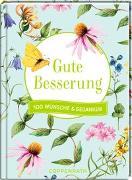 Cover-Bild zu Gute Besserung von Bastin, Marjolein (Illustr.)