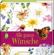 Cover-Bild zu Alle guten Wünsche von Bastin, Marjolein (Illustr.)