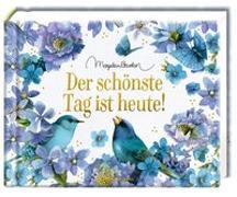 Cover-Bild zu Der schönste Tag ist heute! von Bastin, Marjolein (Illustr.)