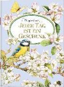 Cover-Bild zu Jeder Tag ist ein Geschenk von Bastin, Marjolein (Illustr.)