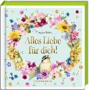 Cover-Bild zu Alles Liebe für dich! von Bastin, Marjolein (Illustr.)