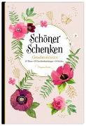 Cover-Bild zu Geschenktüten-Buch - Schöner schenken - Zeitlos schön (M. Bastin) von Bastin, Marjolein (Illustr.)