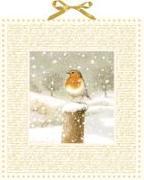 Cover-Bild zu Marjoleins Winterwelt Adventskalender von Bastin, Marjolein (Illustr.)