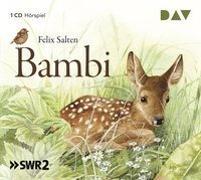 Cover-Bild zu Bambi von Salten, Felix