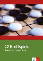 Cover-Bild zu 22 Brettspiele. Deutsch als Fremdsprache von Pfau, Anita (Hrsg.)