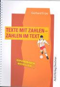Cover-Bild zu Texte mit Zahlen - Zahlen im Text von Erps, Gerhard