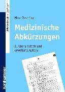 Cover-Bild zu Medizinische Abkürzungen (eBook) von Deschka, Marc