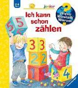 Cover-Bild zu Ich kann schon zählen von Rübel, Doris