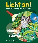 Cover-Bild zu Nachts im Garten von Fuhr, Ute (Illustr.)