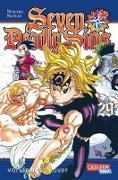 Cover-Bild zu Nakaba, Suzuki: Seven Deadly Sins 29