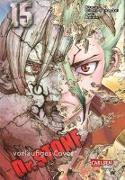 Cover-Bild zu BOICHI: Dr. Stone 15
