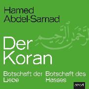 Cover-Bild zu Der Koran (Audio Download) von Abdel-Samad, Hamed