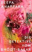 Cover-Bild zu Die Detektive vom Bhoot-Basar von Anappara, Deepa
