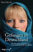 Cover-Bild zu Gefangen in Deutschland von Schneidt, Katja