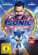 Cover-Bild zu Sonic The Hedgehog von Jeff Fowler (Reg.)
