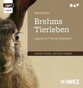 Cover-Bild zu Brehm, Alfred: Brehms Tierleben