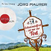 Cover-Bild zu Schwindelfrei ist nur der Tod - Alpenkrimi (Autorenlesung) (Audio Download) von Maurer, Jörg