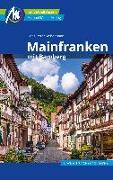 Cover-Bild zu Mainfranken Reiseführer Michael Müller Verlag von Siebenhaar, Hans-Peter
