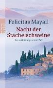 Cover-Bild zu Nacht der Stachelschweine von Mayall, Felicitas