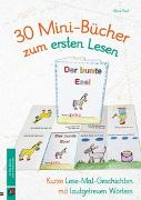 Cover-Bild zu 30 Mini-Bücher zum ersten Lesen von Kurt, Aline