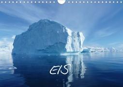 Cover-Bild zu Eis (Wandkalender 2021 DIN A4 quer) von Kreissig, Bernd