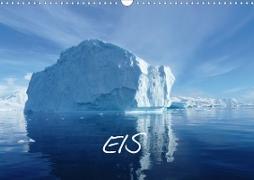 Cover-Bild zu Eis (Wandkalender 2021 DIN A3 quer) von Kreissig, Bernd