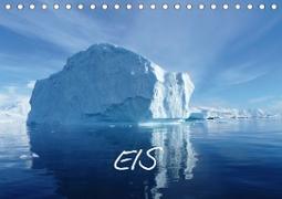 Cover-Bild zu Eis (Tischkalender 2021 DIN A5 quer) von Kreissig, Bernd