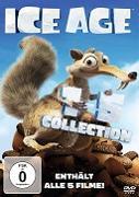 Cover-Bild zu Chris Wedge, Carlos Saldanha, Steve Martino, Mike Thurmeier, Galen T. Chu (Reg.): Ice Age 1-5