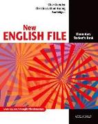 Cover-Bild zu Elementary: New English File: Elementary: Student's Book - New English File von Oxenden, Clive