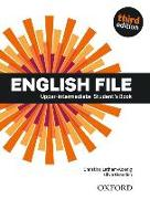 Cover-Bild zu English File: Upper-intermediate. Student's Book von Oxenden, Clive
