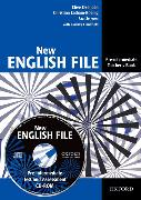 Cover-Bild zu Pre-Intermediate: New English File: Pre-intermediate: Teacher's Book with Test and Assessment CD-ROM - New English File von Oxenden, Clive