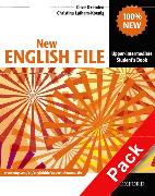 Cover-Bild zu Upper-Intermediate: New English File: Upper-Intermediate: MultiPACK B - New English File von Oxenden, Clive