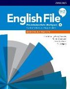 Cover-Bild zu English File: Pre-Intermediate: Student's Book/Workbook Multi-Pack A von Latham-Koenig, Christina