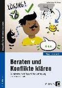 Cover-Bild zu Beraten und Konflikte klären von Seeger, Norbert