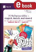Cover-Bild zu 70 Rechenmandalas - magisch, tierisch, motivierend (eBook) von Seeger, Norbert