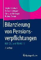 Cover-Bild zu Bilanzierung von Pensionsverpflichtungen von Derbort, Stephan