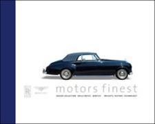 Cover-Bild zu motors finest. Seeger Collection Rolls-Royce - Bentley. Insights, History, Technology von Müller, Peter