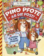 Cover-Bild zu Freeman, Tor: Pino Pfote - Ab die Post! - Band 2