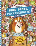 Cover-Bild zu Freeman, Tor: Pino Pfote, Päckchenbote - Band 1