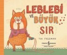 Cover-Bild zu Freeman, Tor: Leblebi ve Büyük Sir
