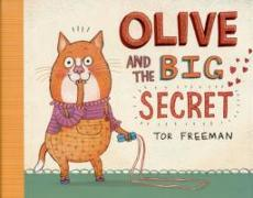 Cover-Bild zu Freeman, Tor: Olive and the Big Secret