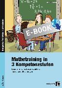 Cover-Bild zu Mathetraining in 3 Kompetenzstufen - 5./6. Klasse 02 (eBook) von Penzenstadler, Brigitte