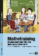Cover-Bild zu Mathetraining 5./6. Klasse Band 1 - Ergänzungsband von Penzenstadler, Brigitte