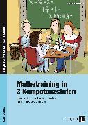 Cover-Bild zu Mathetraining in 3 Kompetenzstufen 2 von Penzenstadler, Brigitte