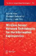 Cover-Bild zu Wireless Sensor Network Technologies for the Information Explosion Era (eBook) von Hara, Takahiro (Hrsg.)