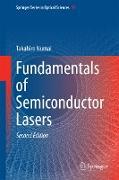 Cover-Bild zu Fundamentals of Semiconductor Lasers (eBook) von Numai, Takahiro